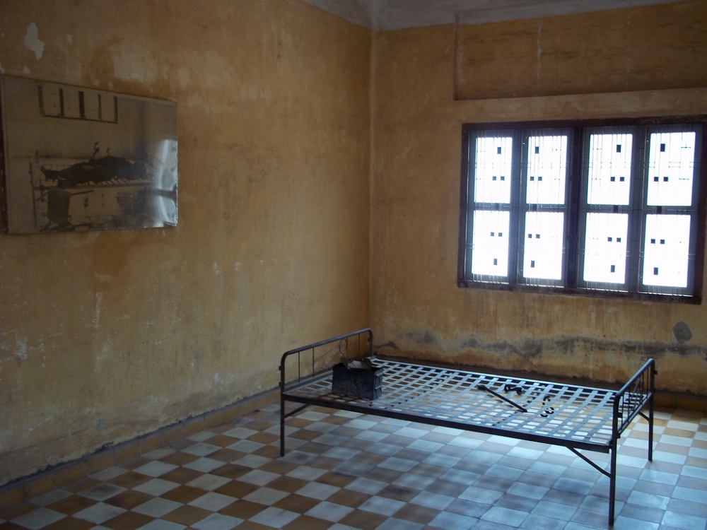 Tuol Sleng Genocide Museum (4/6)