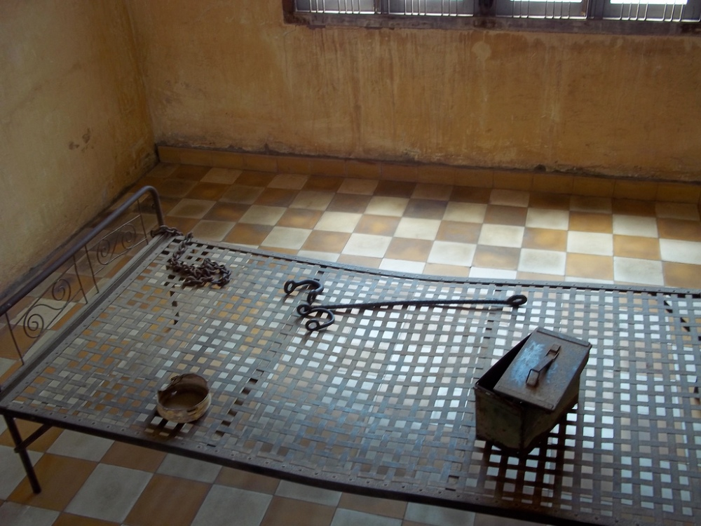 Tuol Sleng Genocide Museum (6/6)