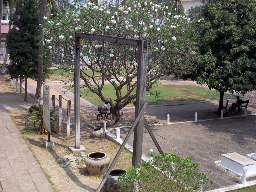 Tuol Sleng Genocide Museum (3/6)