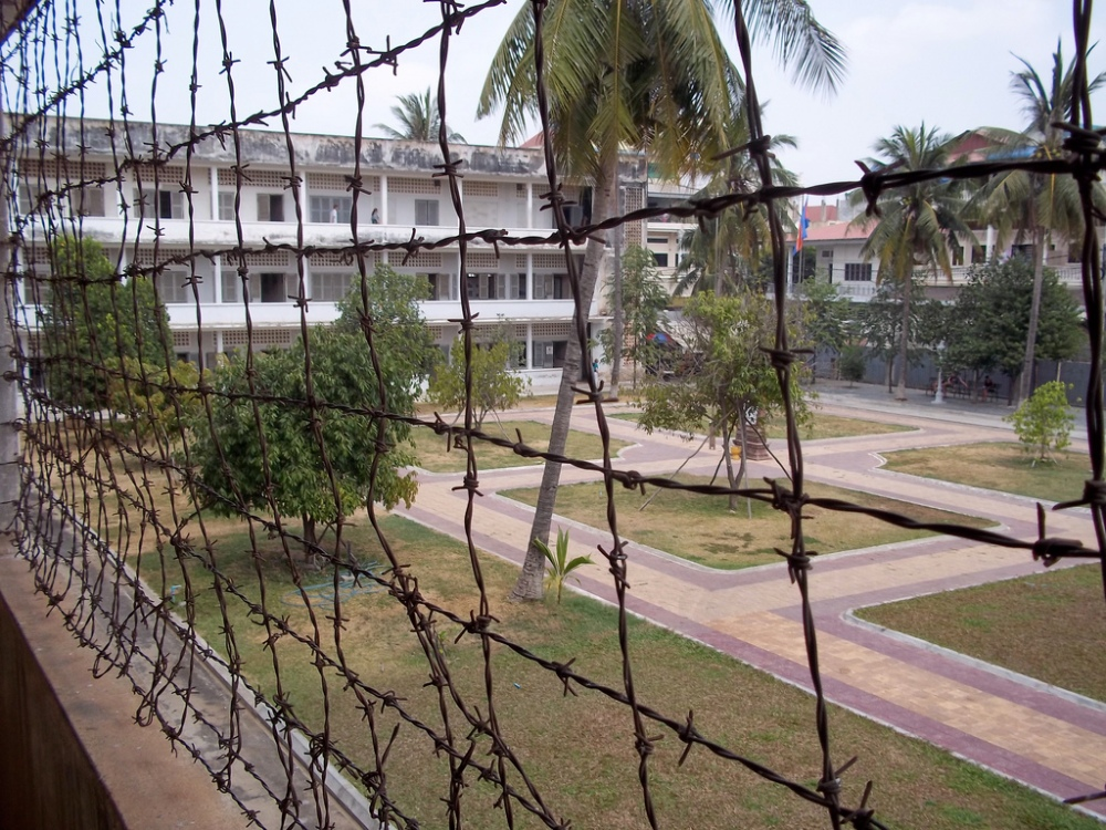 Tuol Sleng Genocide Museum (2/6)