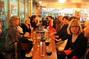 Drinking About Museums: Melbourne