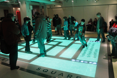 Review The National Museum Of Mathematics Momath In New