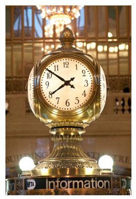 The Clock, courtesy of MyOrpheo