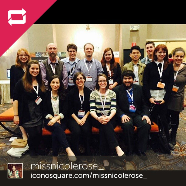The MCN 2014 Scholars. What an inspiring group!