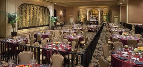 The Venetian Room, courtesy of Fairmont Hotels